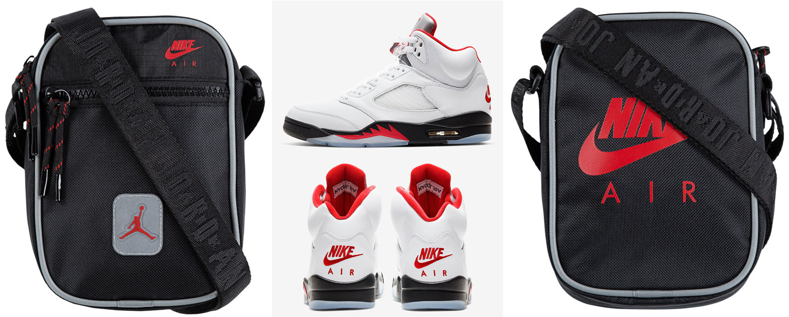 air-jordan-5-fire-red-bag