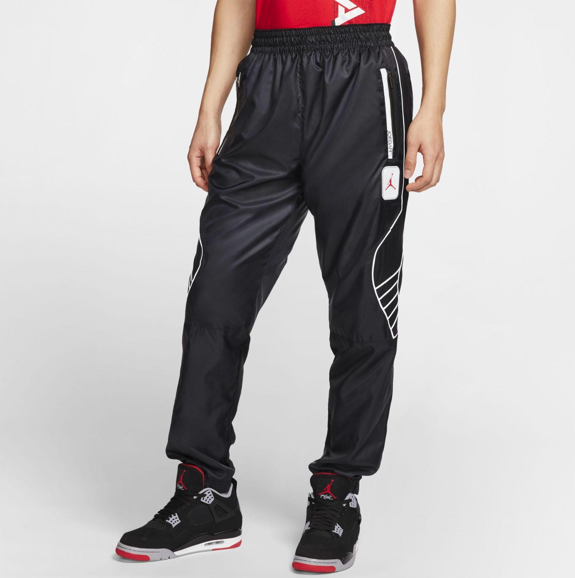 air-jordan-5-fire-red-black-pants