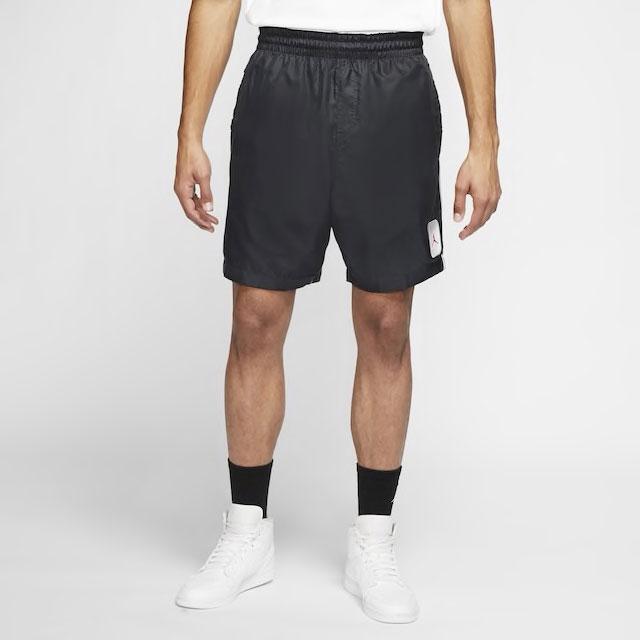 air-jordan-5-fire-red-black-shorts-1