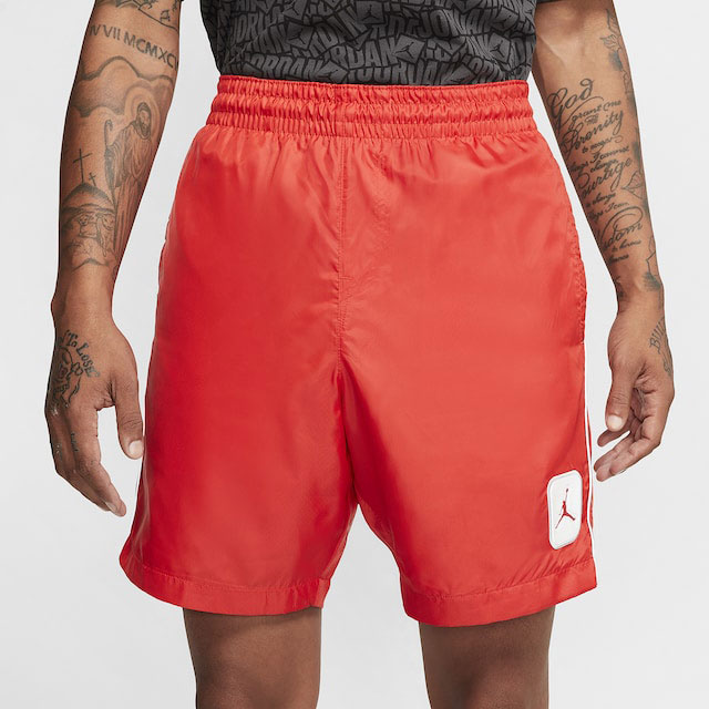 air-jordan-5-fire-red-shorts-1