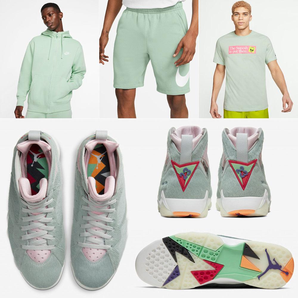 air-jordan-7-hare-2-nike-clothing-match