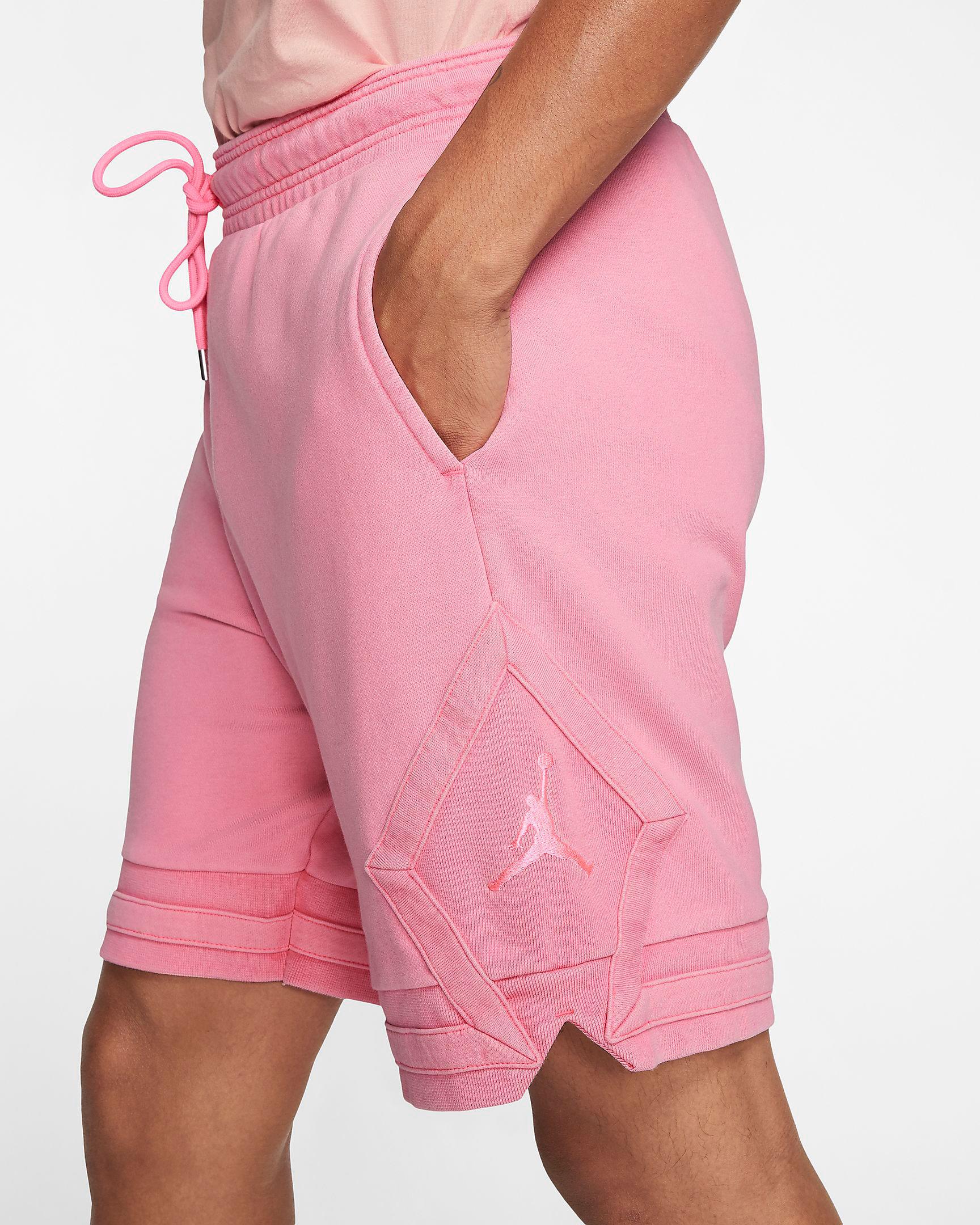 jordan-13-chinese-new-year-pink-shorts