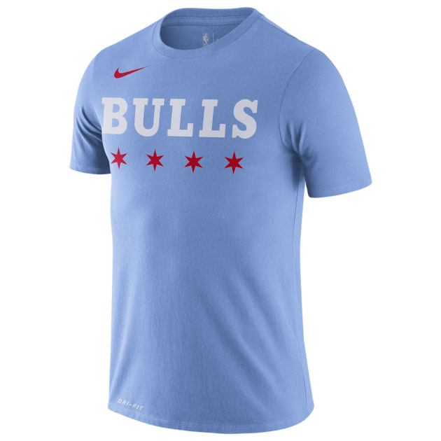 jordan-3-unc-valor-blue-bulls-shirt