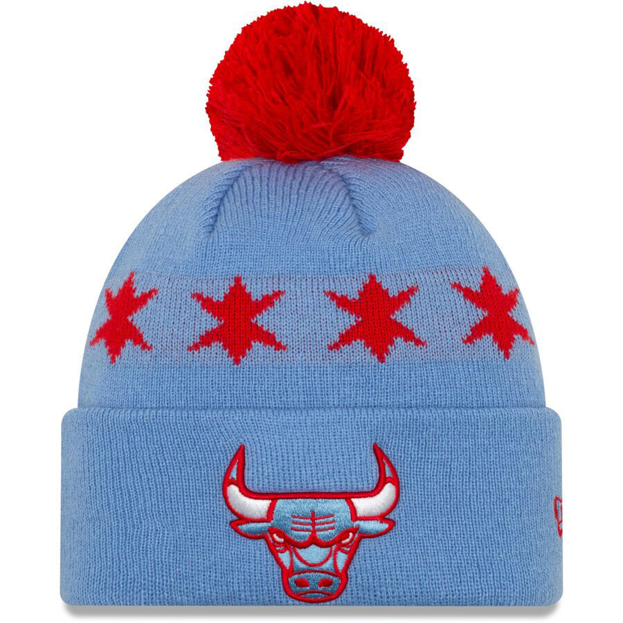 jordan-3-unc-valor-blue-chicago-bulls-knit-hat-match