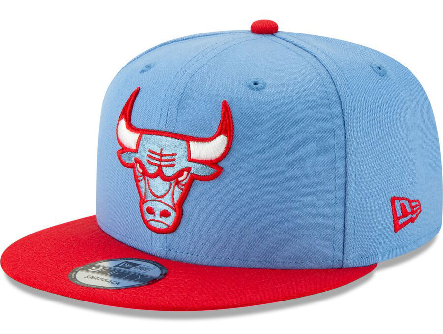 jordan-3-unc-valor-blue-chicago-bulls-snapback-hat-match