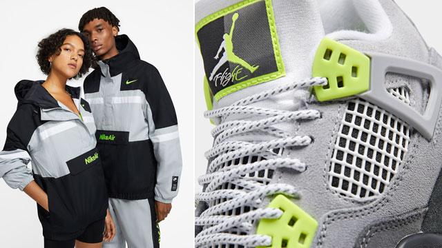 jordan-4-air-max-95-neon-volt-nike-jacket-pants-match