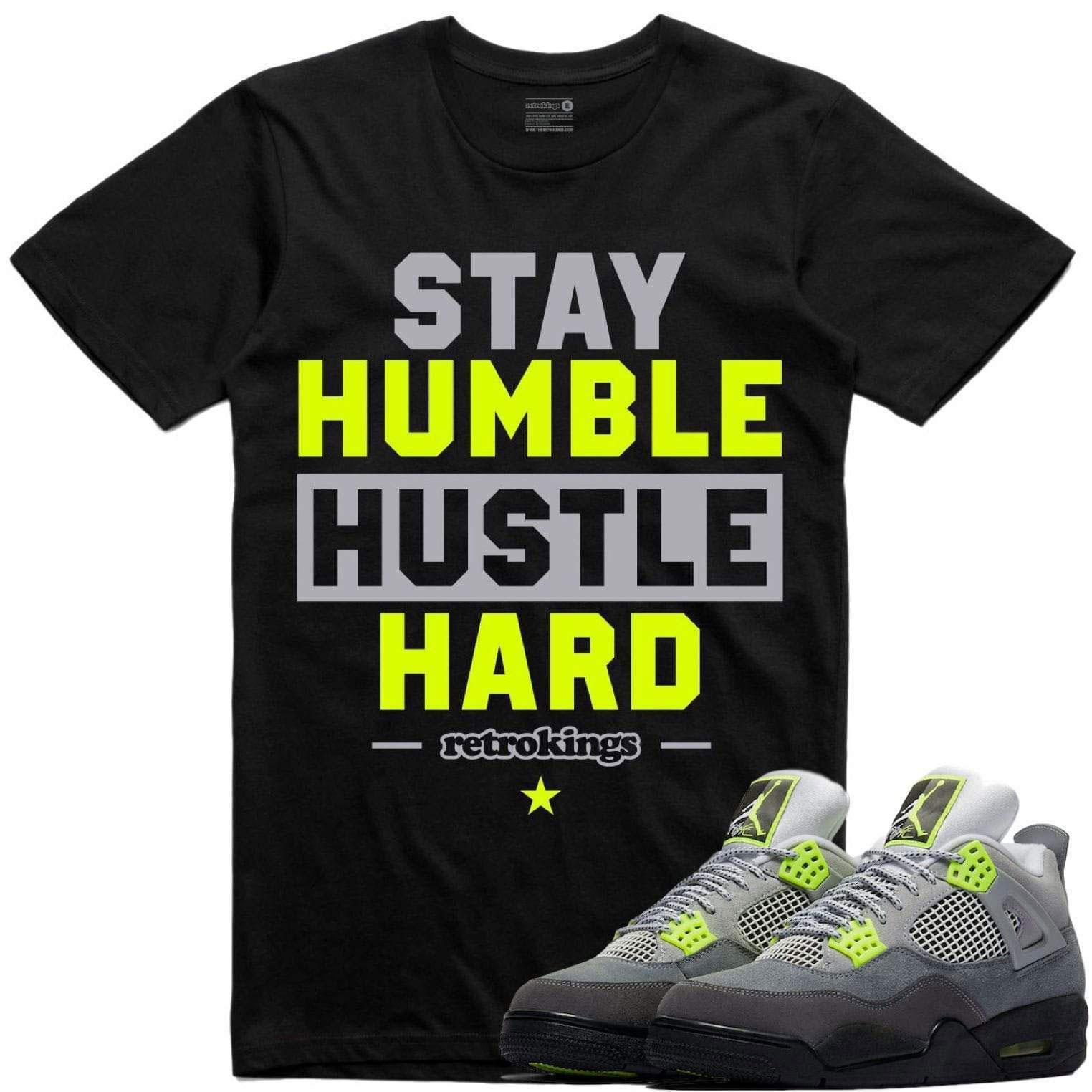 jordan-4-neon-sneaker-tee-shirt-1