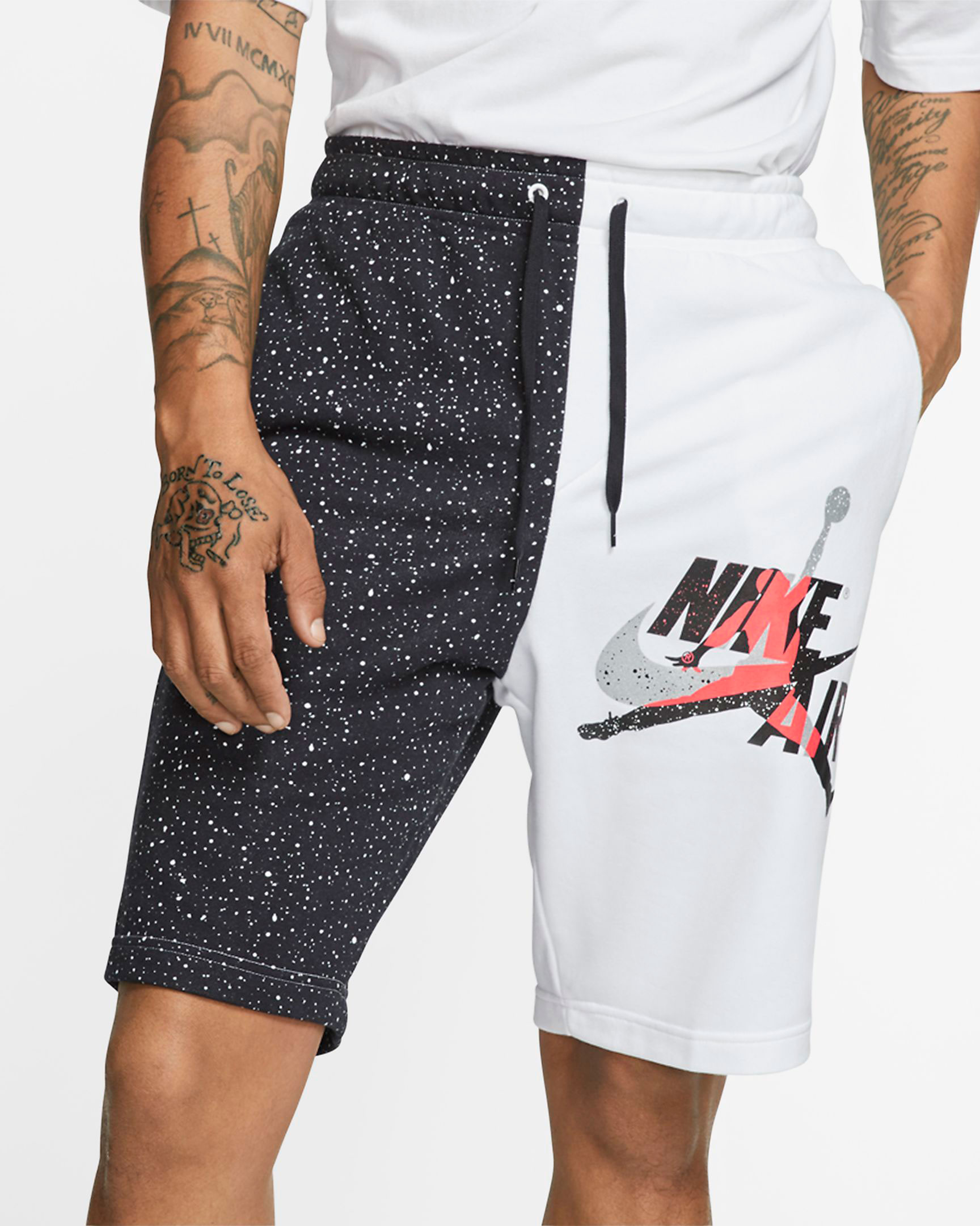 jordan-jumpman-classics-shorts-infrared-black-silver-3