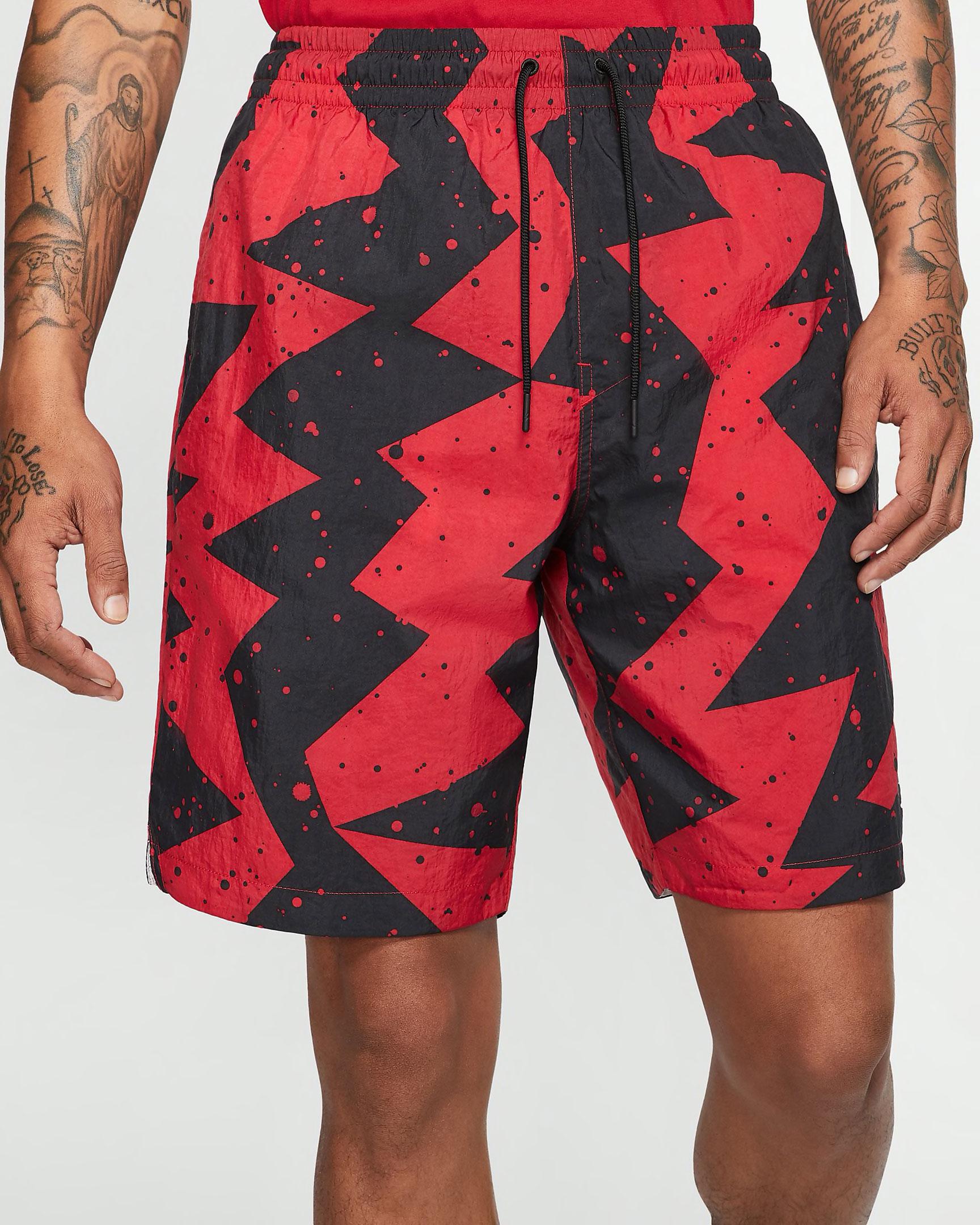 jordan-poolside-shorts-red-black-1