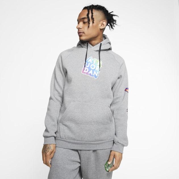 jordan-sticker-hoodie-grey