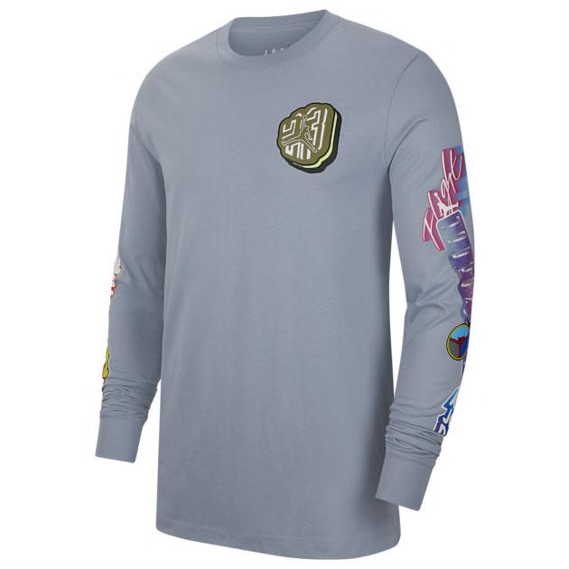 jordan-sticker-long-sleeve-shirt-grey