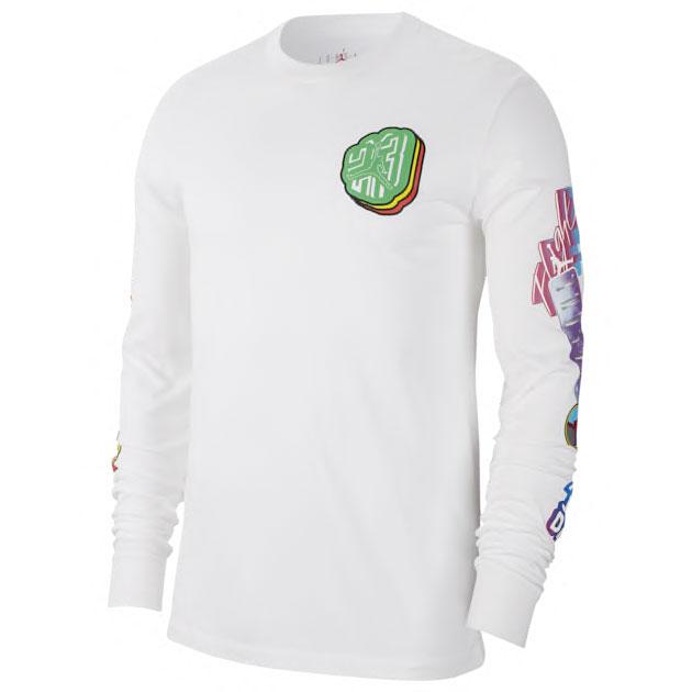 jordan-sticker-long-sleeve-shirt-white