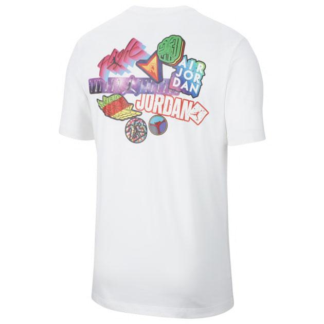 jordan-sticker-tee-shirt-white-1