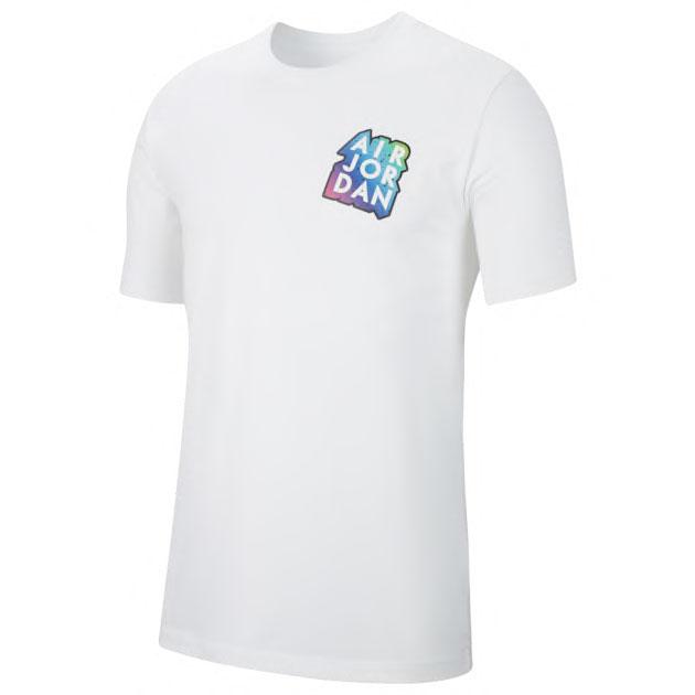 jordan-sticker-tee-shirt-white
