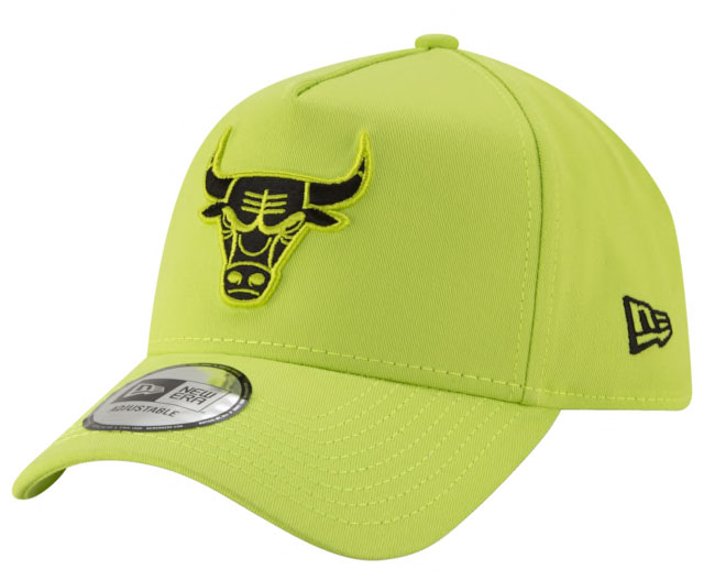 new-era-volt-green-nba-snapback-hat-bulls