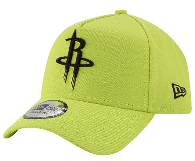 new-era-volt-green-nba-snapback-hat-rockets