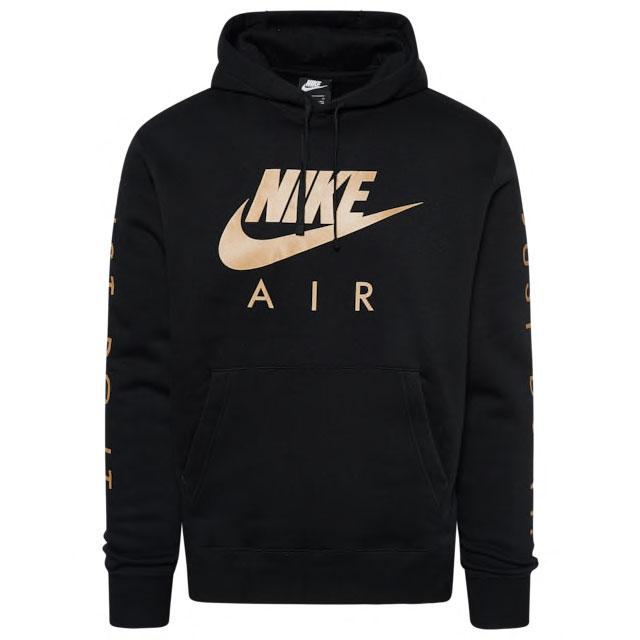 nike-air-black-gold-hoodie-1