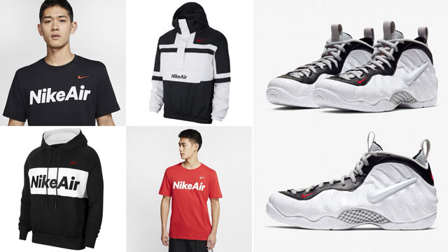 nike-air-foamposite-pro-white-black-red-apparel-match