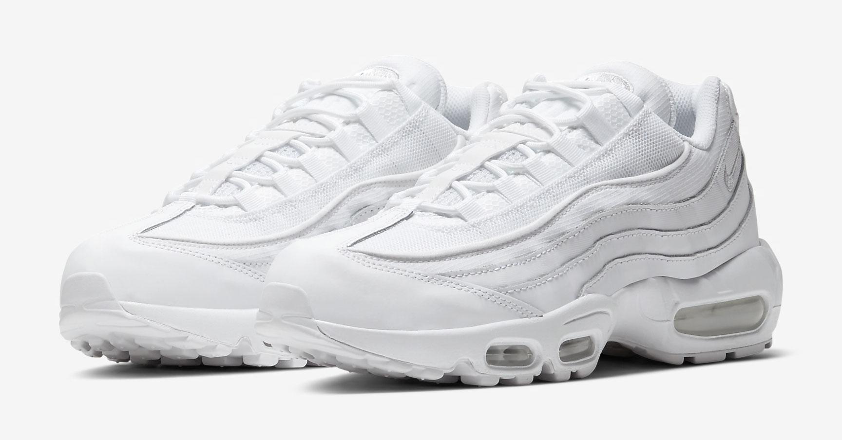 Nike Air Max 95 Essential White Grey