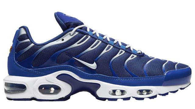 Nike Deep Royal Sea Sneakers and