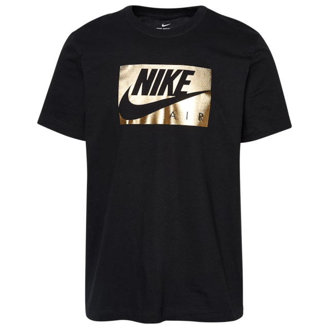 nike-air-shirt-black-metallic-gold