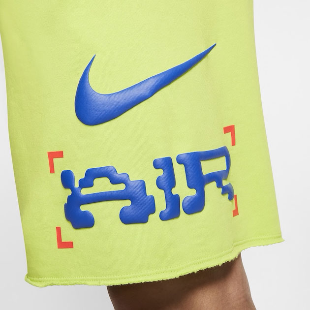 nike-catching-air-parachute-shorts-volt-green-2