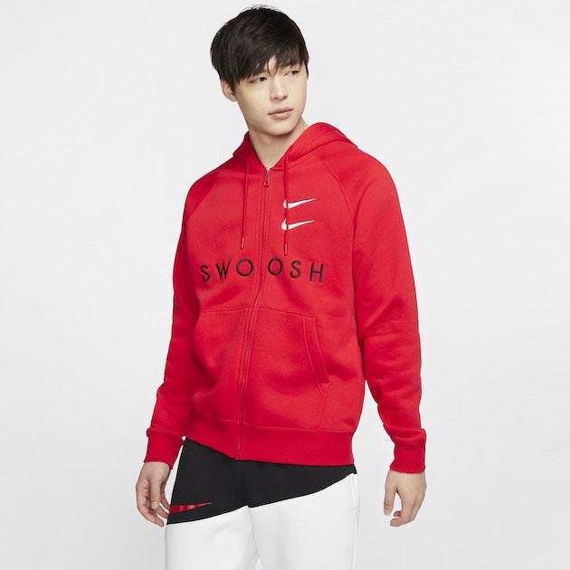 nike-double-swoosh-hoodie-red-black-2