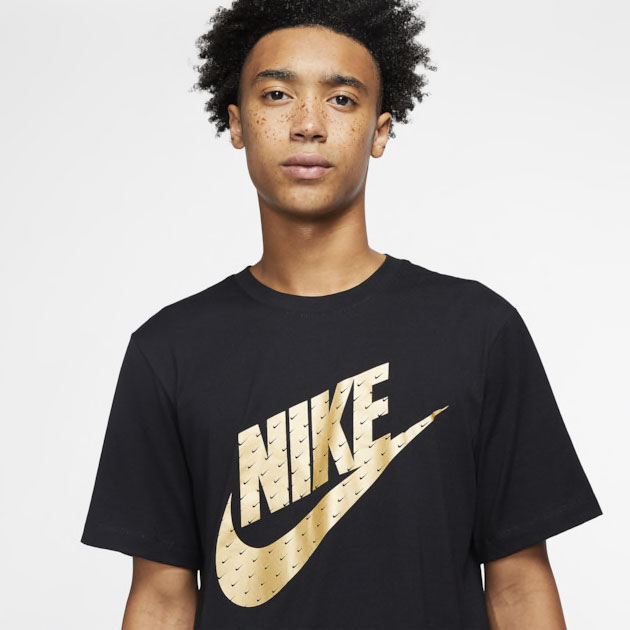 nike-tee-shirt-black-metallic-gold