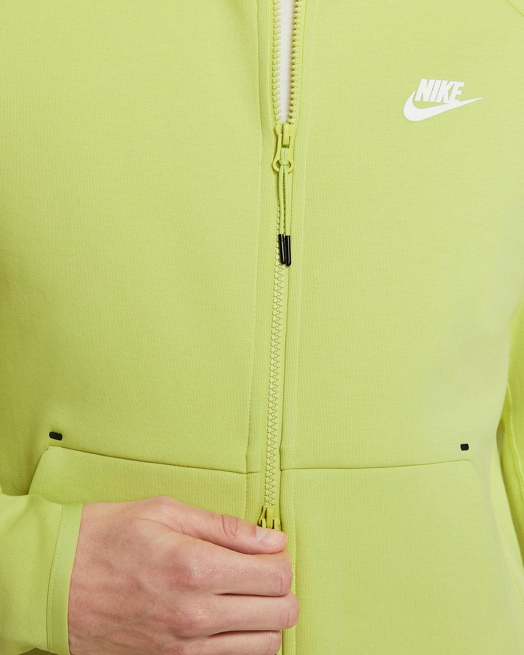 nike-volt-green-tech-fleece-hoodie-5