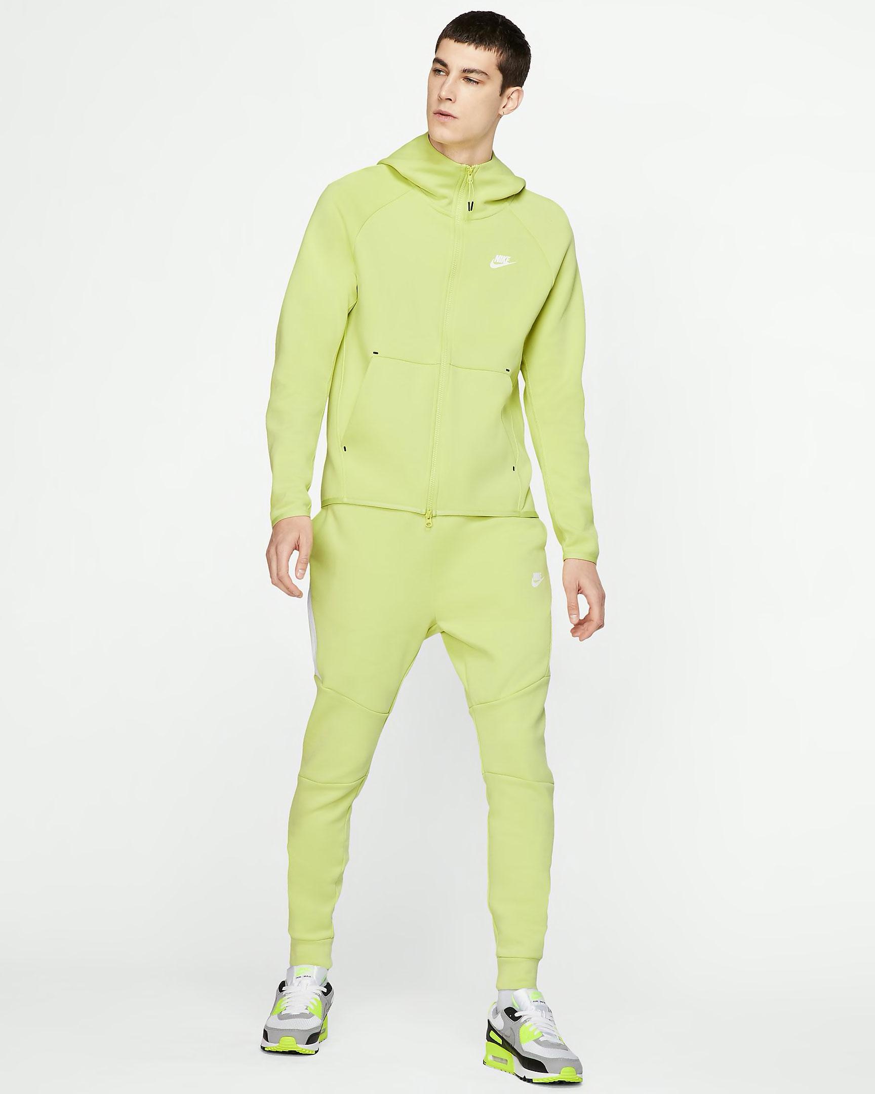 nike-volt-green-tech-fleece-hoodie-7
