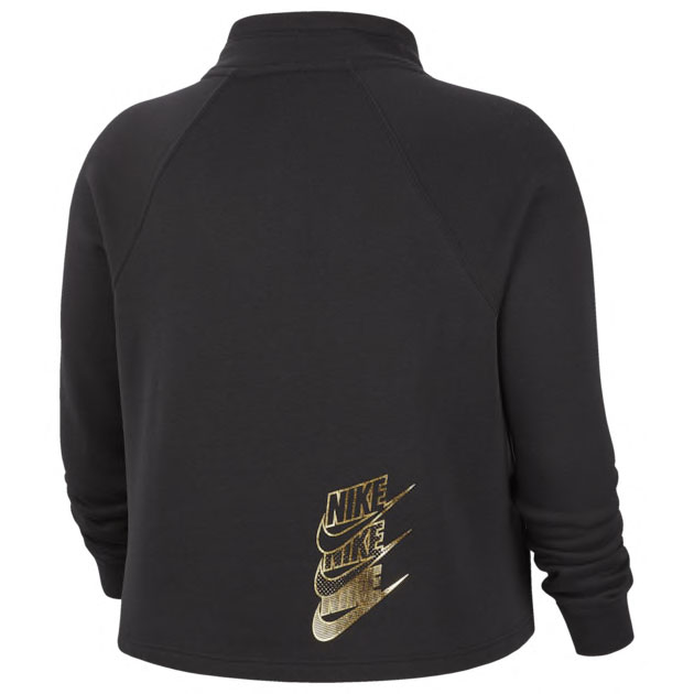 nike-womens-hoodie-plus-size-black-gold-2