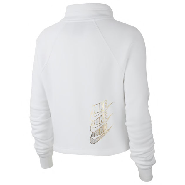 nike-womens-hoodie-white-metallic-gold-2