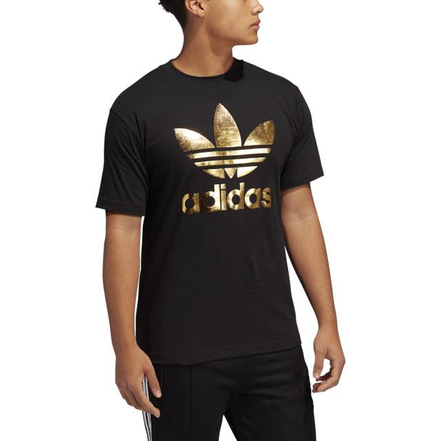 yeezy-boost-350-v2-cinder-black-gold-shirt
