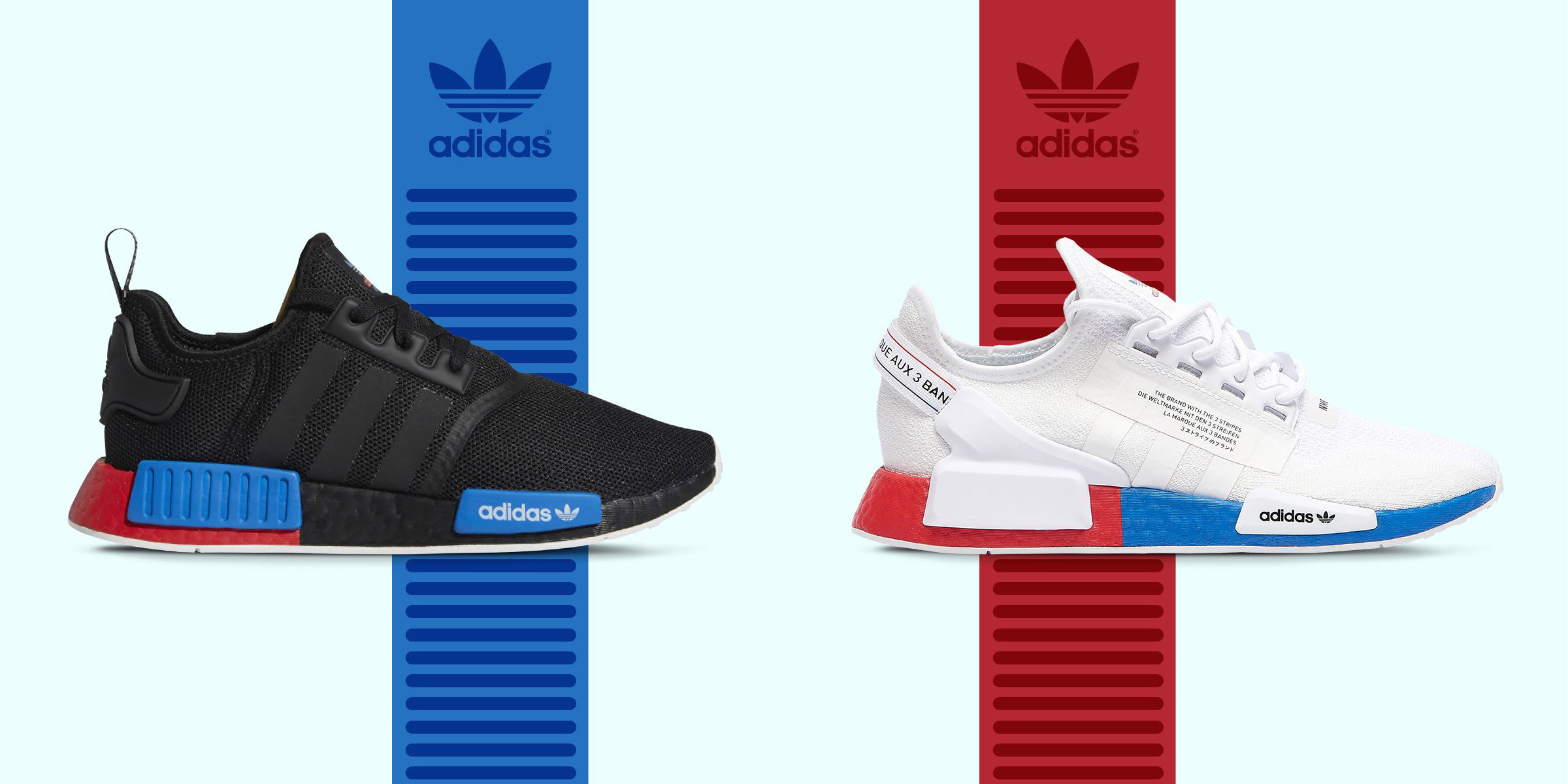 New Adidas Nmd R1 And Matching Shirts Sneakerfits Com