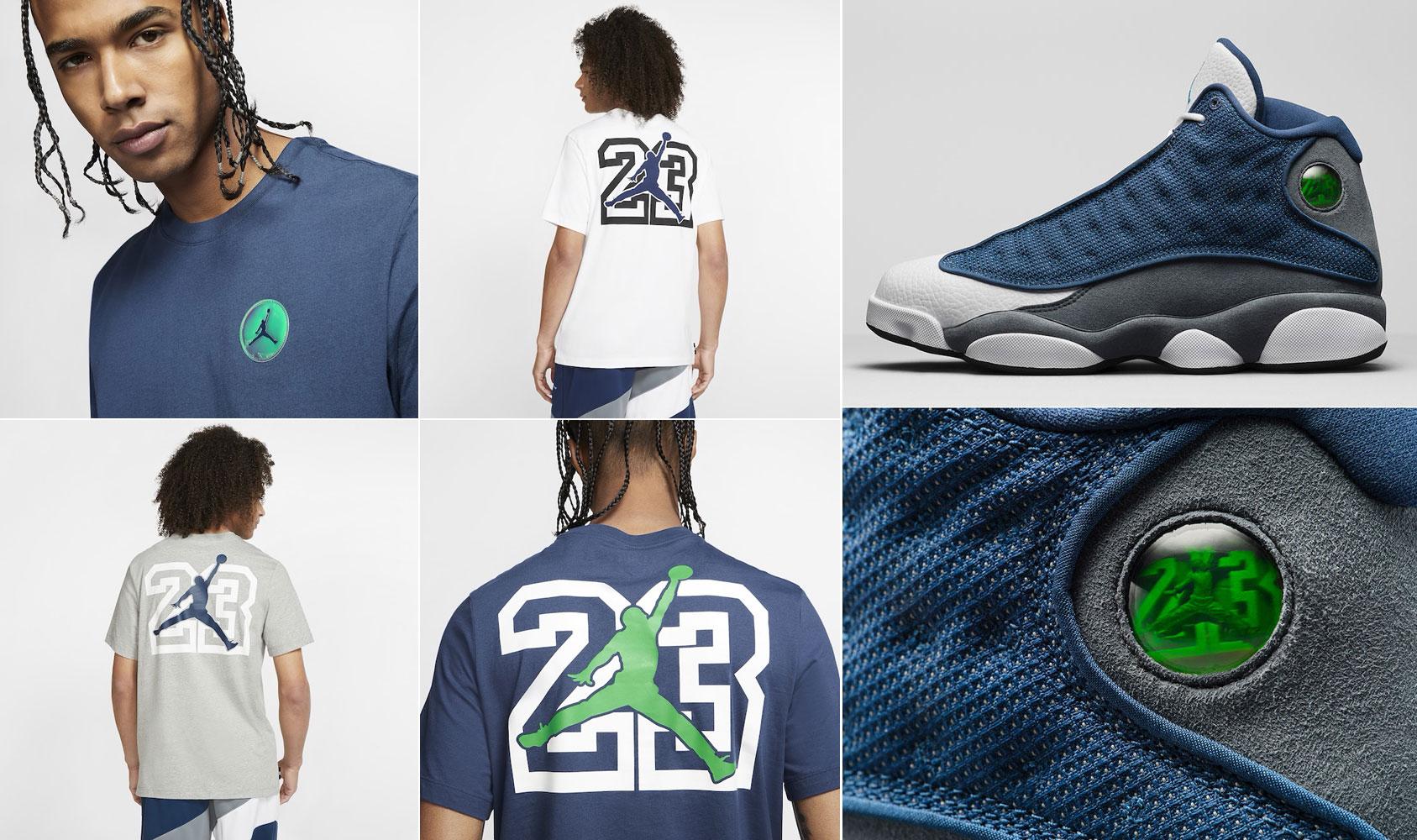 air-jordan-13-flint-2020-shirt