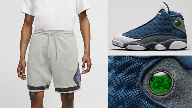 air-jordan-13-flint-grey-shorts