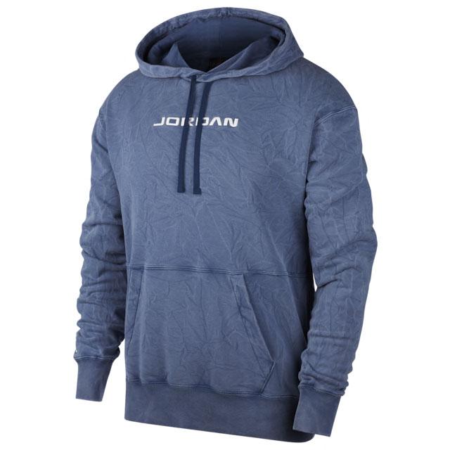 air-jordan-13-flint-hoodie-navy-blue-1