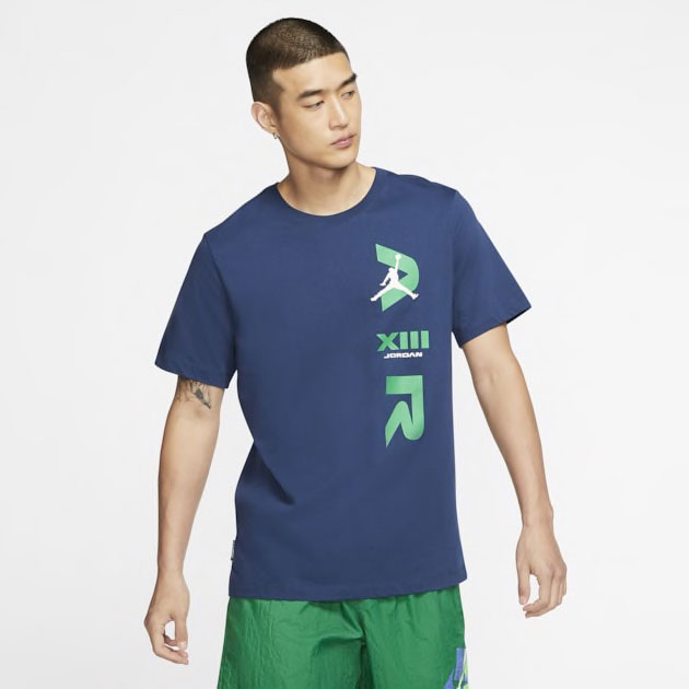 air-jordan-13-flint-logo-shirt-blue-1