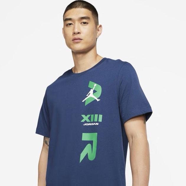 air-jordan-13-flint-logo-shirt-blue