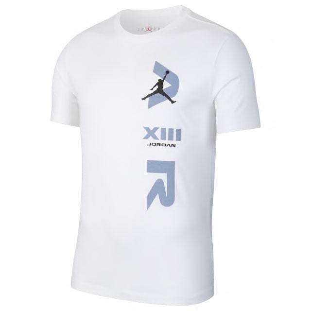 air-jordan-13-flint-logo-shirt-white