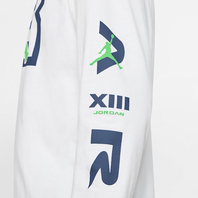 air-jordan-13-flint-long-sleeve-shirt-white-2