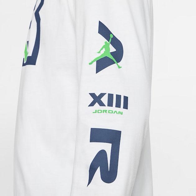 air-jordan-13-flint-long-sleeve-shirt-white-2