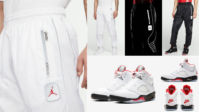 air-jordan-5-fire-red-2020-reflective-pants
