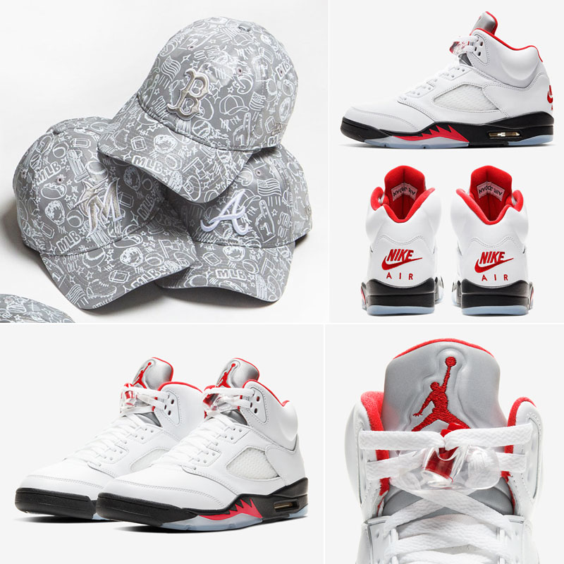 air-jordan-5-fire-red-3m-silver-2020-reflective-hats