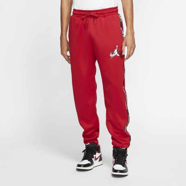 air-jordan-5-fire-red-jumpman-classics-pants-red-1