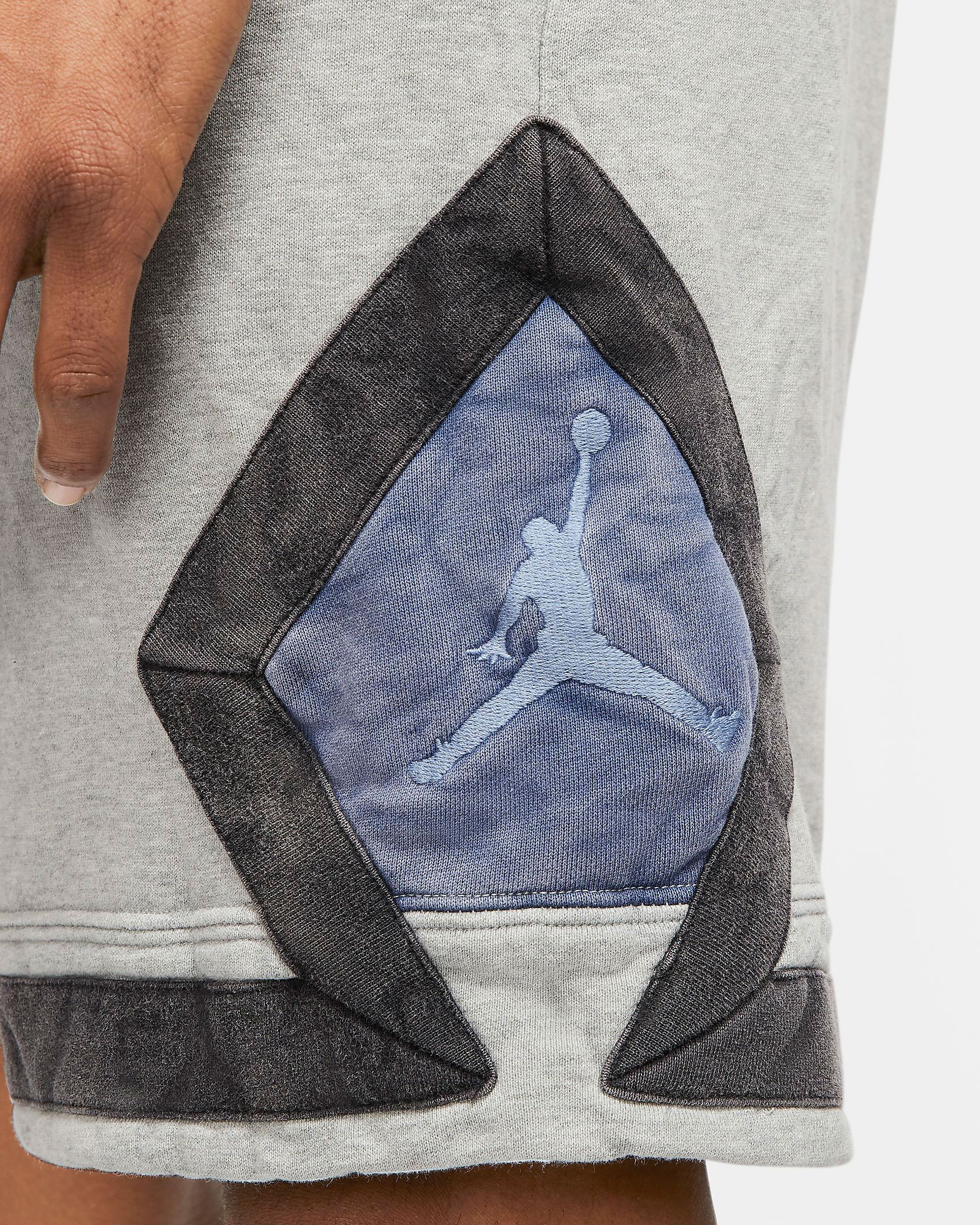 flint-air-jordan-13-shorts-grey-3