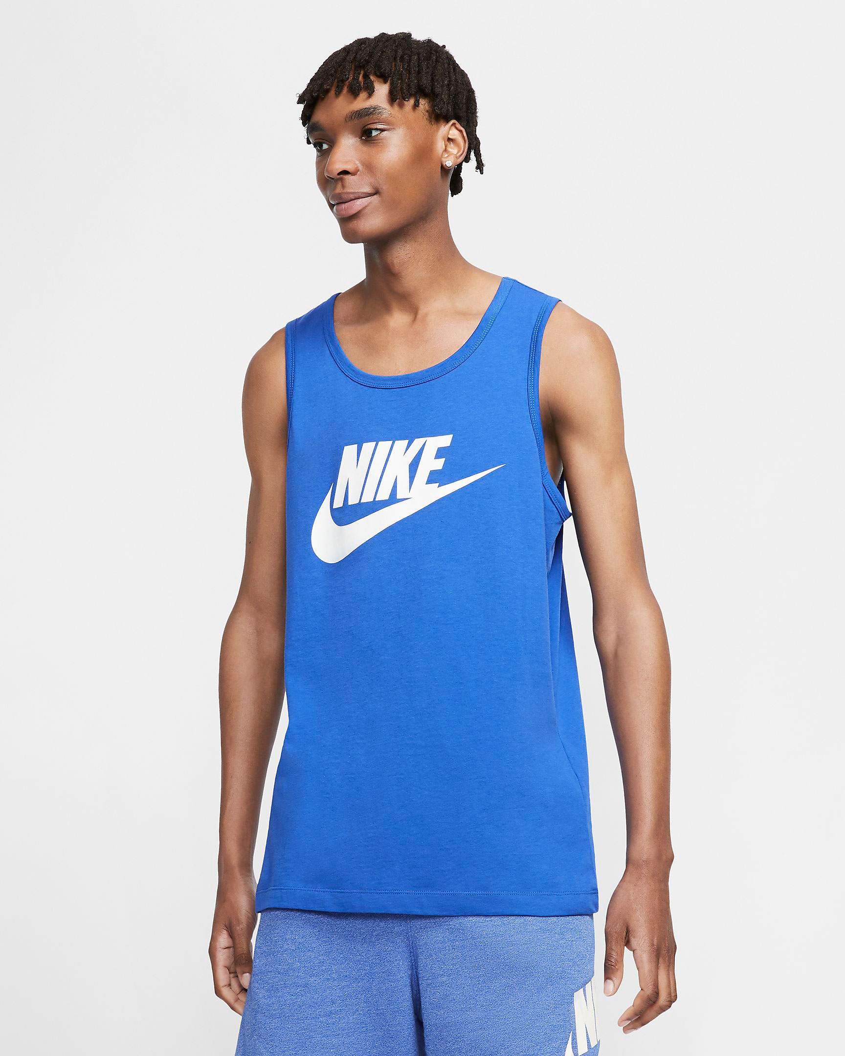 jordan-1-game-royal-toe-nike-tank-top-match
