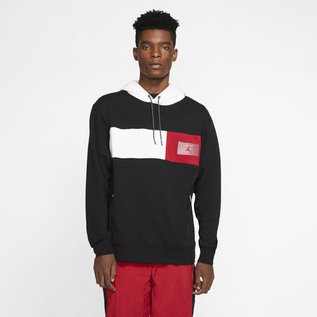 jordan-11-concord-bred-hoodie-black-2
