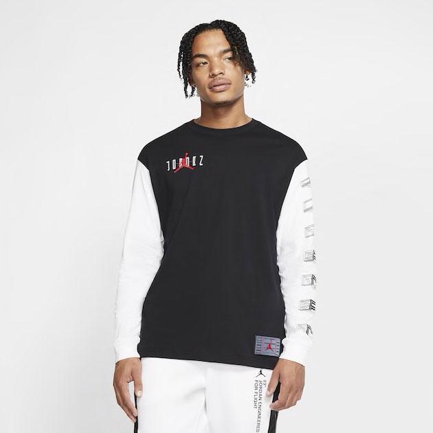 jordan-11-concord-bred-long-sleeve-tee-shirt-red-1