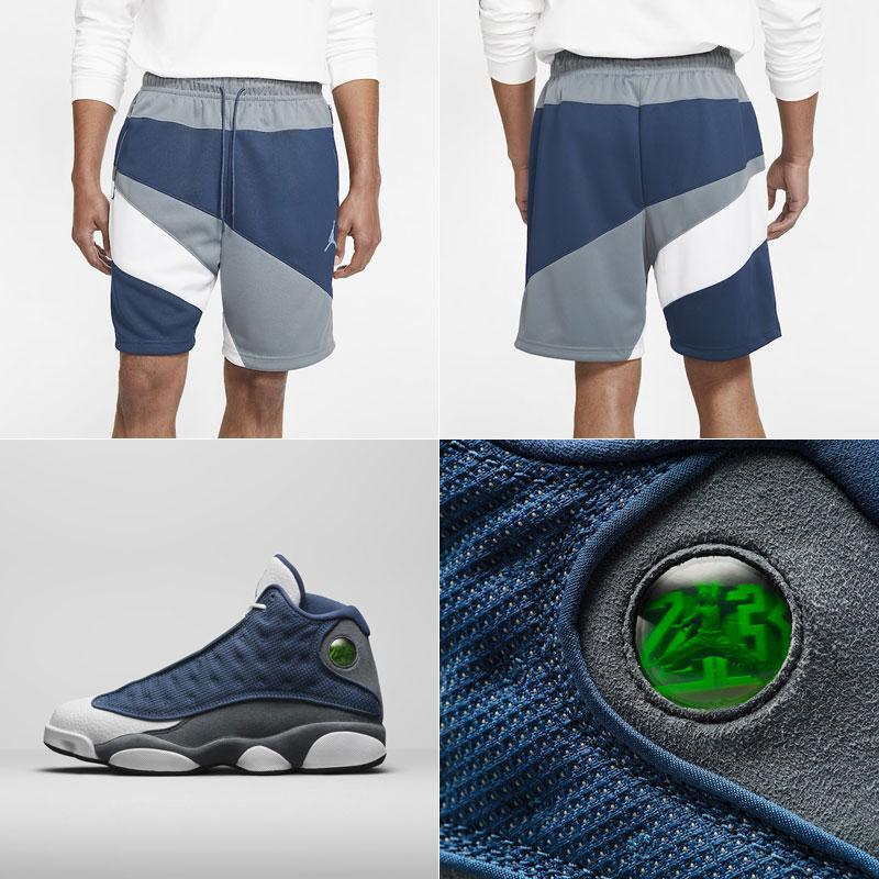 jordan-13-flint-2020-matching-shorts